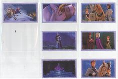 Disney Frozen - Panini Stickers - Lot of 14 Stickers - Free Shipping! | eBay