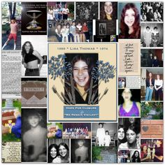 Lisa Thomas murdered in 1974 in Nanuet, NY To date, her murder is still unsolved.