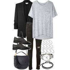 """""""Untitled #11494"""" by florencia95 on Polyvore"""