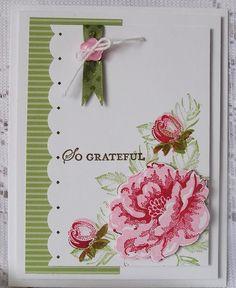 Stampin' Up Card Kit Make 3 Cards 1 Design Plus 1 Finished Card New Design | eBay