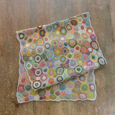 Crochet Scarf Design Bilderesultat for sophie digard free patterns - Manta Crochet, Freeform Crochet, Crochet Art, Love Crochet, Beautiful Crochet, Crochet Shawl, Crochet Crafts, Crochet Stitches, Crochet Projects