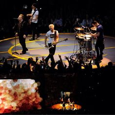 #U2 last night #U2ieTour  @U2 performs at Pepsi Center in Denver (Photo by Seth McConnell/The Denver Post)