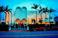 """View Pictures of the """"Temple House"""" in Miami Beach, FL. High Resolution Photos of the """"Temple House"""" and the """"Temple House"""" Home Address Miami Florida, South Florida, Miami Beach, Home Temple, Temple House, Miami Street, Miami Houses, Florida Wedding Venues, Art Deco Buildings"""