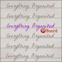 From Overwhelmed to Organized: Organizing With My Friends!