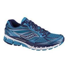 d584951f07a4 Saucony Women s PowerGrid Guide 8 Running Shoes - Blue Navy