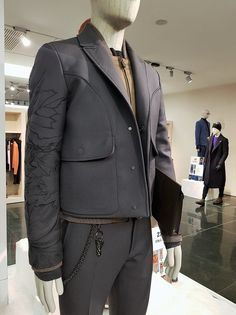 Ermenegildo Zegna Couture für den Winter 2018 - https://olschis-world.de/