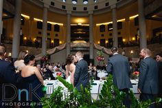 Carlson Towers - Minneapolis Wedding Photographer | DnK Photography