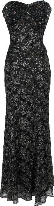 Metallic Beaded Lace Overlay Formal Dress Prom Gown MOB Junior and Junior Plus Size #newyearpartydress
