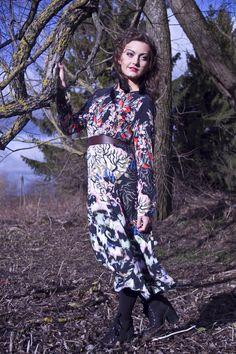 Foto:Laura Strautina Modele:Justīne Namiķe