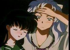 Kagome and Inuyasha