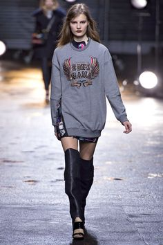 Sportive #Punk #Fashion #Trend for Fall Winter 2013 I 3.1 Phillip Lim #Fall2013 #trendy #trends