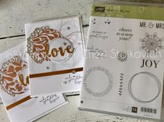 Easy but Elegant wedding card with how to video. Free washi tape and free snowflakes with purchase.