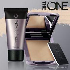 Elejor Maquillaje y polvo para cutis graso. Fuera brillos, cutis totalmente matte Oriflame #EmpresariosOrimex