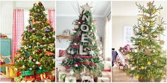 Find inspiration for decorating the centerpiece of your holiday home.