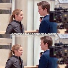 The Priors, Caleb & Tris