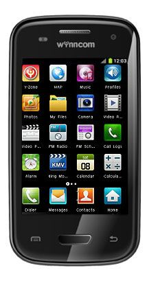 Wynncom Wiz G-Series Android Smartphones Launched in India | Web Gyaan