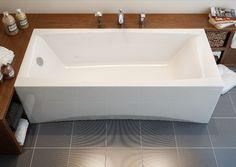 Przyjemność kąpieli w nowych wannach marki CERSANIT