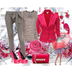 Suit, created by sisilem on Polyvore
