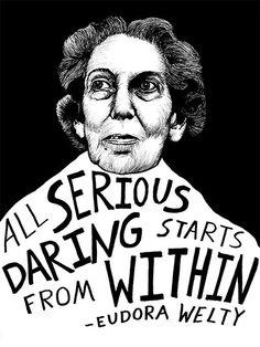 Ryan Sheffield: Inspirational Women of Writing (PHOTOS) Eudora Welty