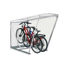fahrradunterstand microsun fahrradgaragen pinterest unterstand fahrradschuppen und. Black Bedroom Furniture Sets. Home Design Ideas