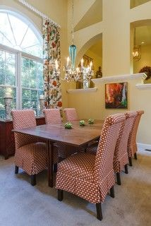 Fairwinds - traditional - dining room - raleigh - by Beverly Taylor Design
