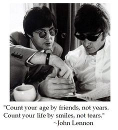 Quote By John Lennon