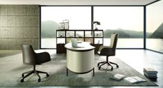 Office setting by #Dimensione Chi #Wing Lo