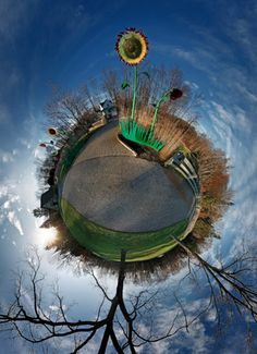 TheBobBlog: How to create Tiny Planets on the iPhoneThe Bob Blog