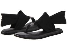 The ever comfy sandal that is a favorite in the yaga studio or on the street is back, with all the same comfort you would expect. This sandal features a super soft, 2 way stretch knit upper that moves