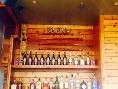 The Tiki Bar at Jack Rose in Washington, DC.