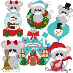 Christmas Village Decor Shop SVG-MTC-PNG plus JPG Cut Out Sheet(s) Our sets also include clipart in these formats: PNG & JPG