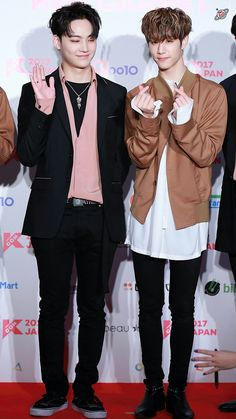GOT7 JB and Mark