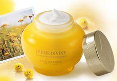 L'OCCITANE Creme Divine is divine. Get your sample!
