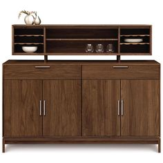 Copeland Kyoto 2 Drawers over 4 Door Buffet and Hutch 6-KYO-60-04