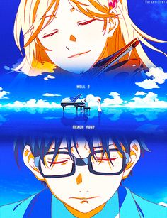 I absolutely love this anime. It's such a beautiful and well put together anime