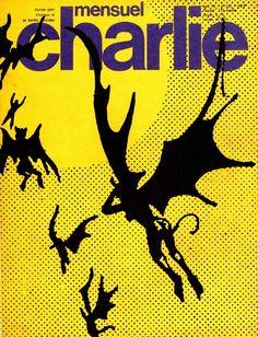 Charlie Mensuel no.123 Mister Gutsy Post