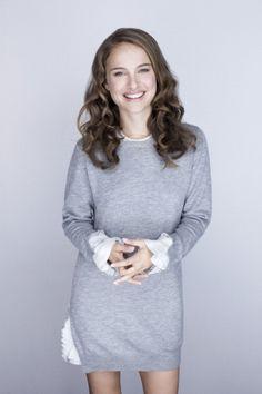 Natalie Portman :)  www.facebook.com/ILoveHotAndCuteCelebrities