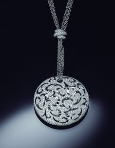 Palmiero -- Arabesque necklace