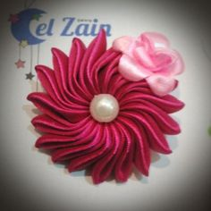 beauty, brooch, bros handmade, bros ubur2, cantik, craft, crafting, craftingribbon, cute, elegant, elzaingallery, handmade, indah, kreasi, nice, jellyfish, jellyfish brooch, jellyfish ribbon brooch