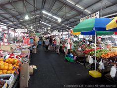 <施設名> メルボルン・ビクトリアマーケット(オーストラリア)