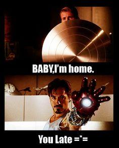 superhusbands   Fic] ' I'm Superhusbands ' Steve x Tony [The Avenger]