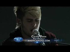 "Colton Dixon performs ""Love The Way You Lie"" by Skylar Grey at the Top 7 American Idol show. One of the most amazing performances ever. This young man is amazing! <3"
