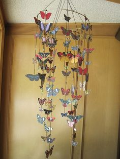 Beautiful Butterfly Indoor Mobile Home Decor by GrandFinaleArt, $30.00