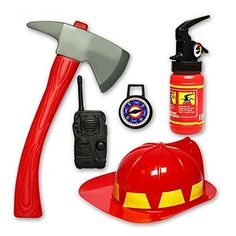 Back To Search Resultstoys & Hobbies Lovely Children Funny Role-playing Toy Simulation Fire Suit Hat Firefighters Engineering Parent-child Toy With Helmet Occupations Toys