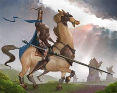 Don Quijote by ~firatsolhan on deviantART