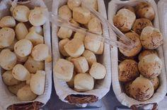 Chipitas en el desayuno  Hotel Villa Morra Suites   Asunción, Paraguay