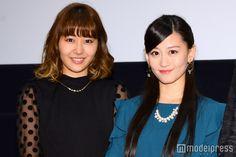 Kanako Kadowaki x Kei Jonishi  門脇佳奈子、上西恵(C)モデルプレス