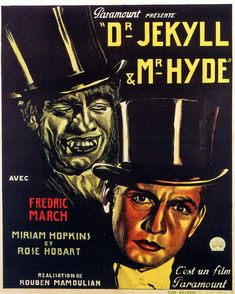 Poster - Dr. Jekyll and Mr. Hyde (1931)
