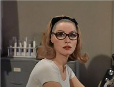 Julie Newmar as April Conquest on The Monkees 1967 Batman Tv Show, Yvonne Craig, Julie Newmar, Eartha Kitt, Classic Movie Stars, Classic Tv, The Monkees, Old Tv Shows, Girls With Glasses