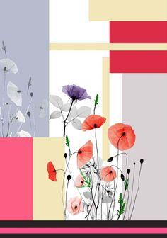 Textile Pattern Design, Pattern Art, Folk Art Flowers, Flower Art, Flower Backgrounds, Flower Wallpaper, Paisley Art, Beautiful Flowers Wallpapers, Design Seeds